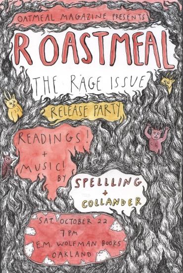 roastmeal flyer!!